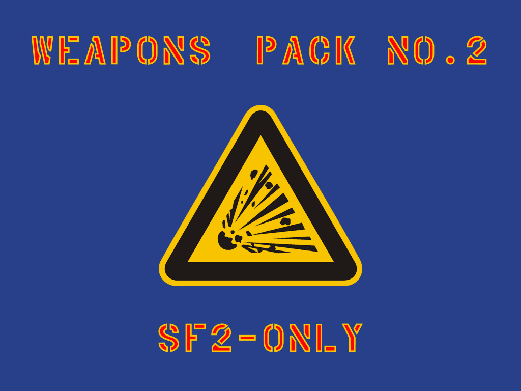 Weapons Pack 2
