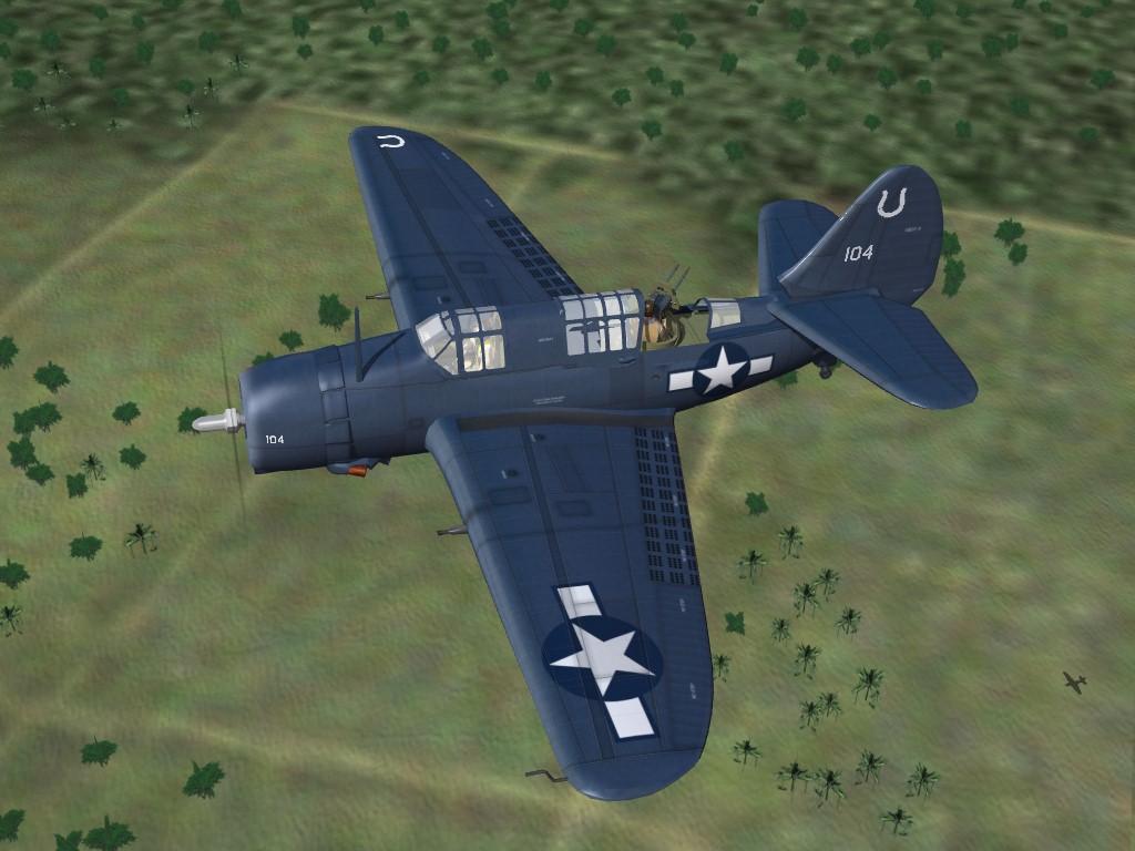 SF2 WW2 SB2C Helldiver Tweeks Pak