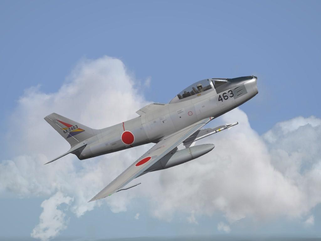 SF2 F-86F-40 Sabre Remod Pak