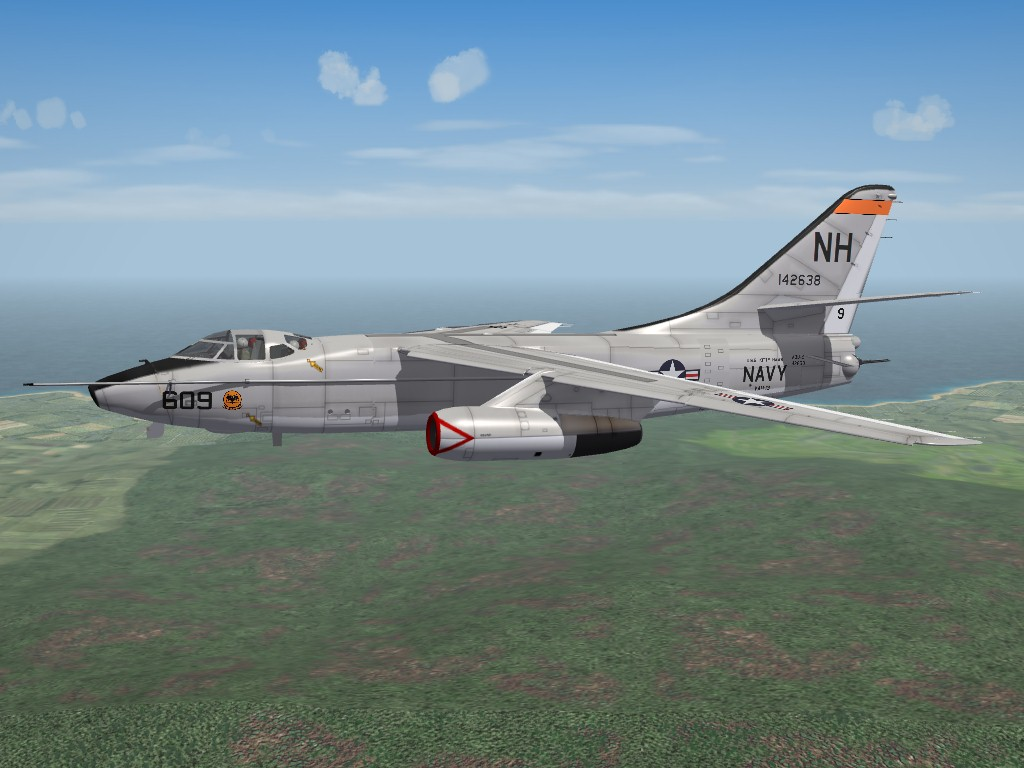 A-3 Skywarrior Skin/Ini Update Pak (for DAT A-3D)