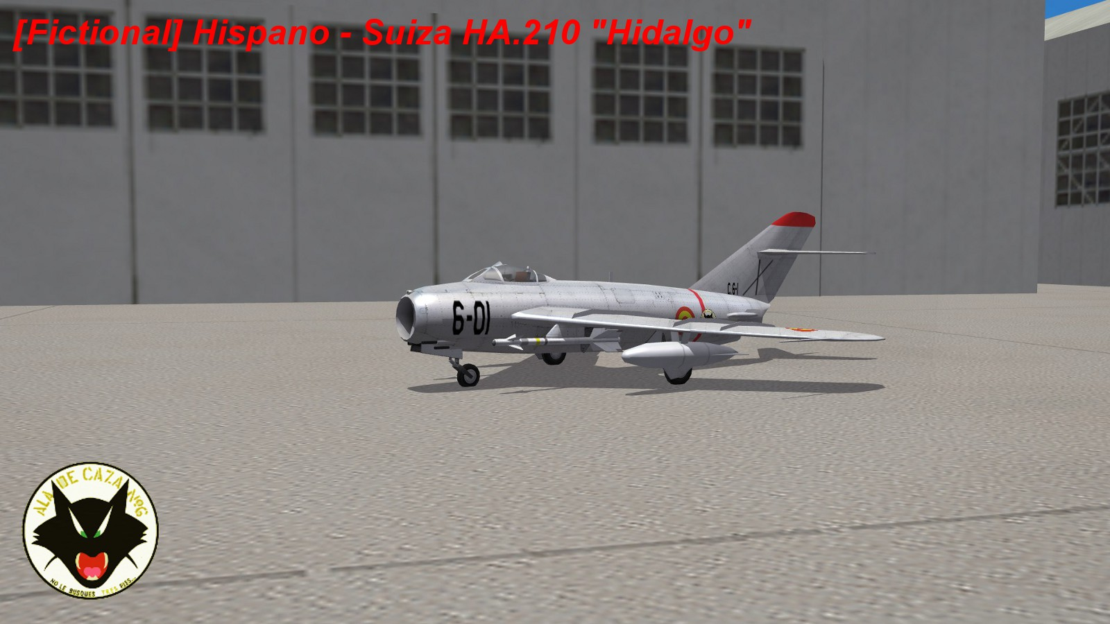 [Fictional] Hispano-Suiza HA.210 Hidalgo