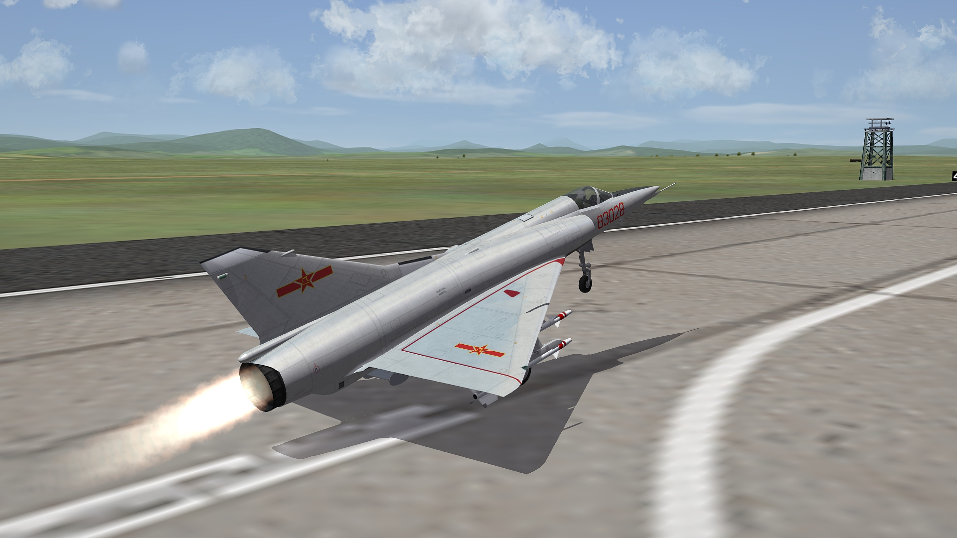 "[Fictional] Chengdu JH-6 ""Flashfire"""
