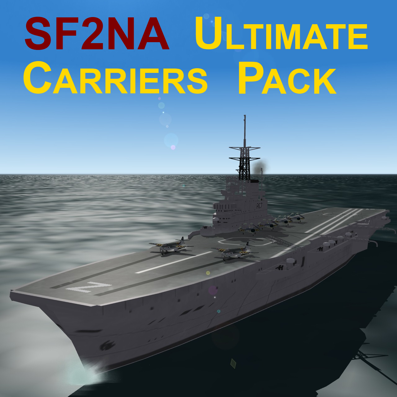 SF2NA Ultimate Carriers Pack