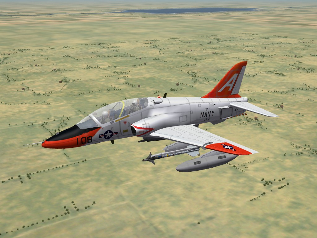 T-45A Goshawk for SF2