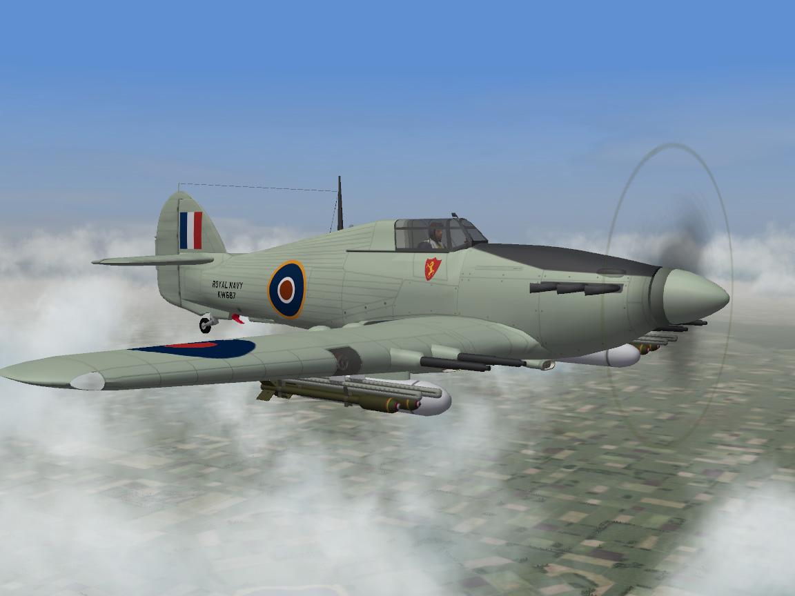 SeaHurrican Mk.IIc