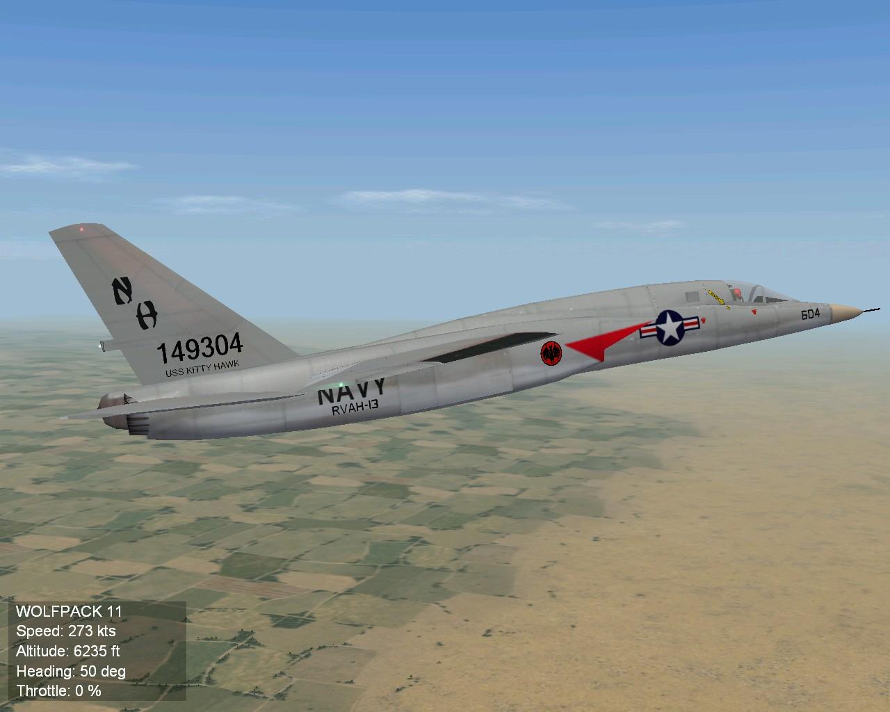 A-5B Vigilante