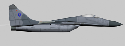 Mig-29G Fulcrum-A