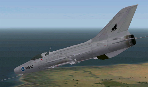"""MiG-21F-13 Finnish """"Black Lynxs"""""""