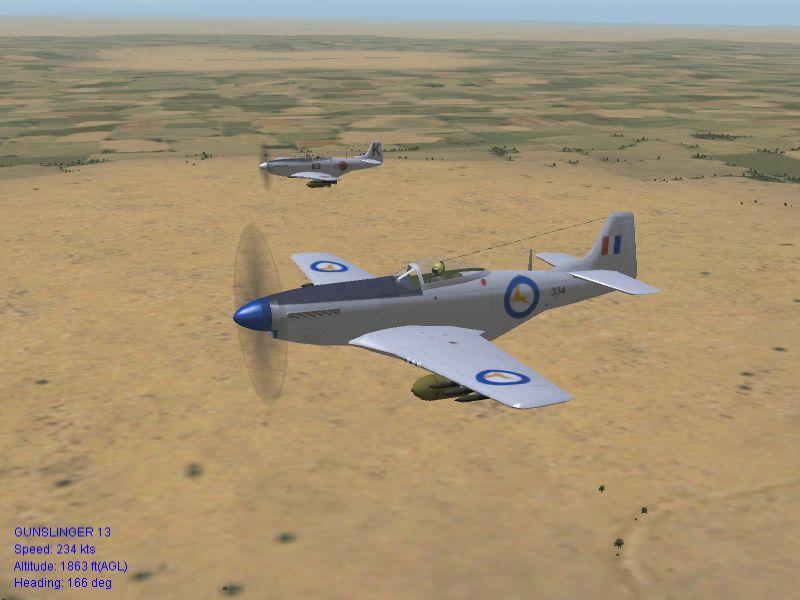 Korean war F-51 skins v2.zip