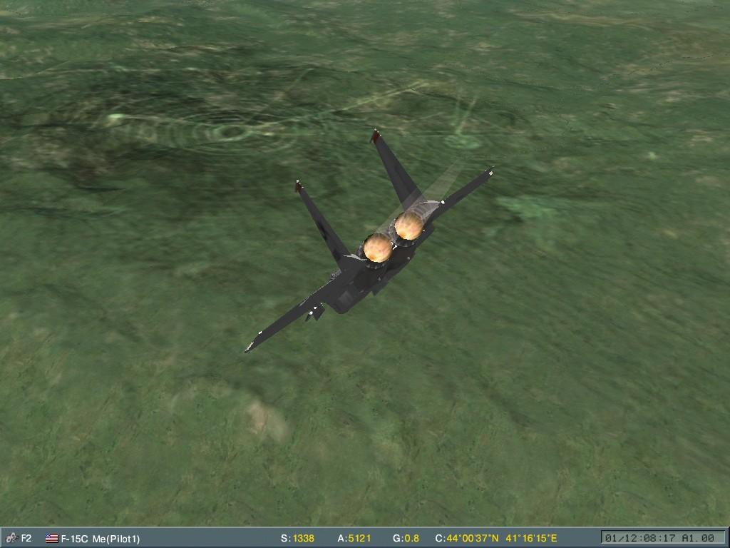 Bomb Range