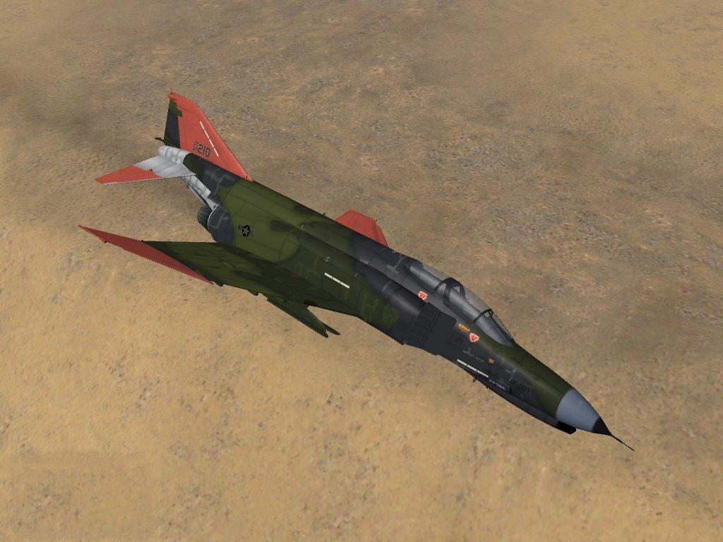 QF-4E drone