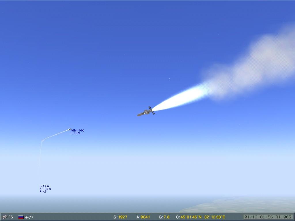 R-77vsAim-54C