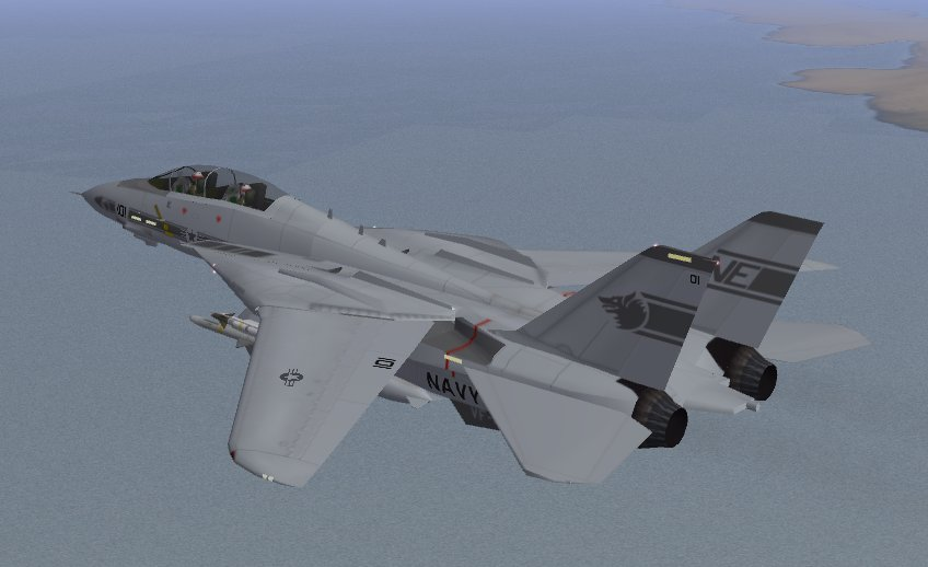VF-1 Wolfpack Low-Vis (Full)