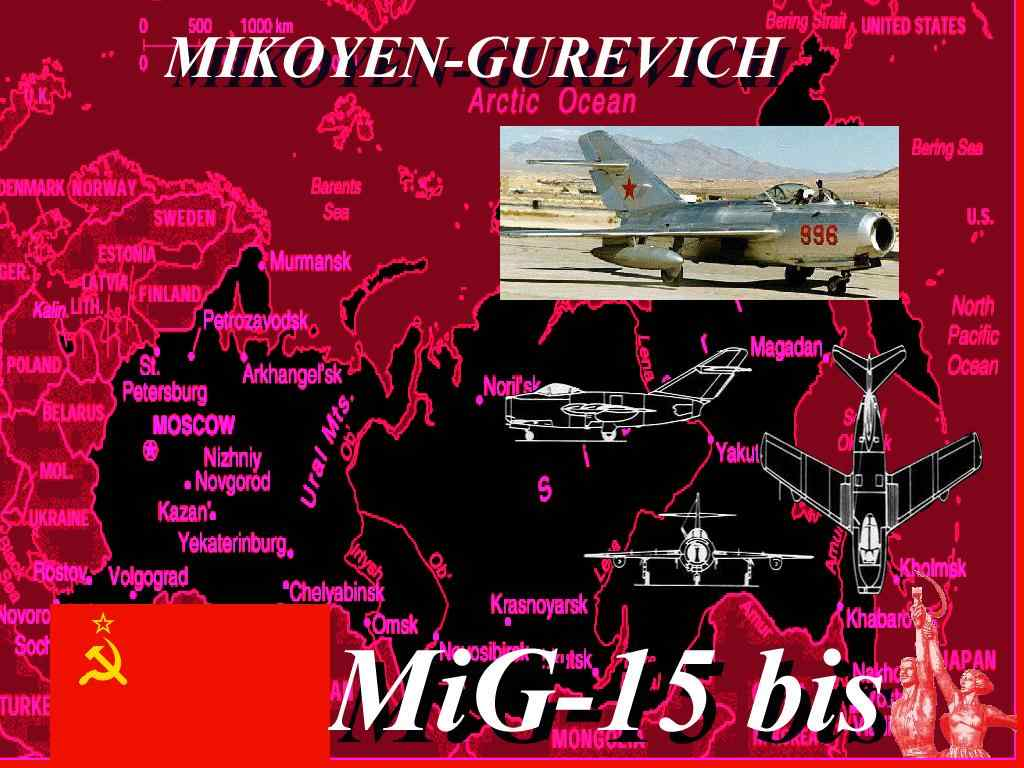 MiG-15bis Hangar Screen pack