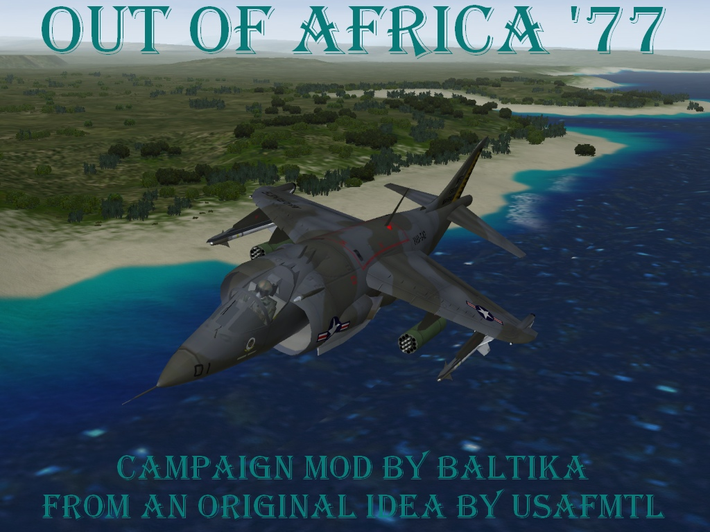 Out of Africa '77 & Red Africa '77 v1.1