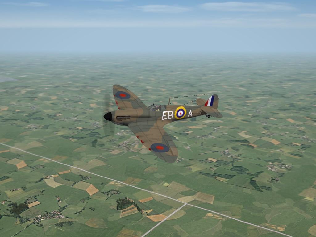 WW2 Europe Terrain for SF2 (aka: EAW Euro)