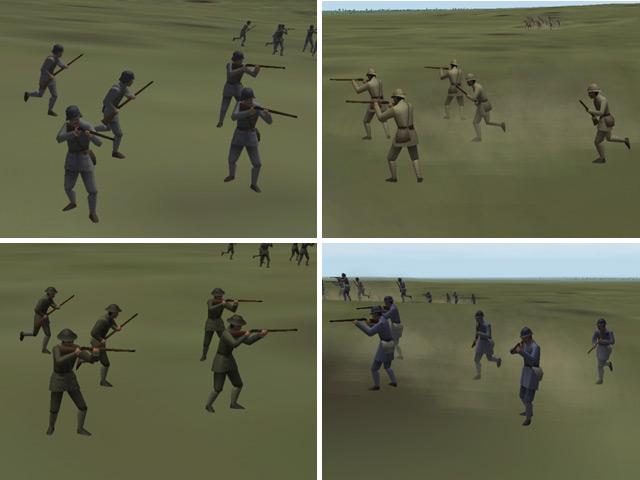 Infantry Units