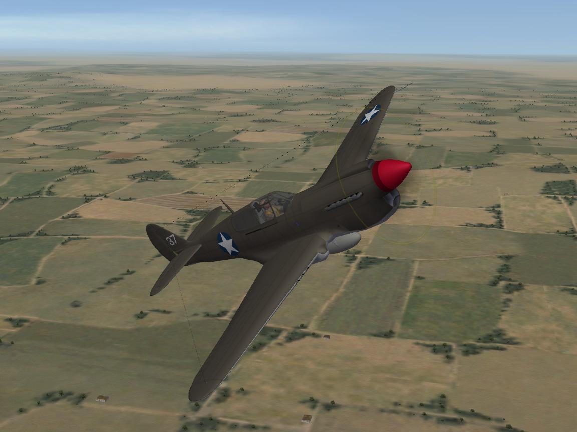 P-40K-15 CU