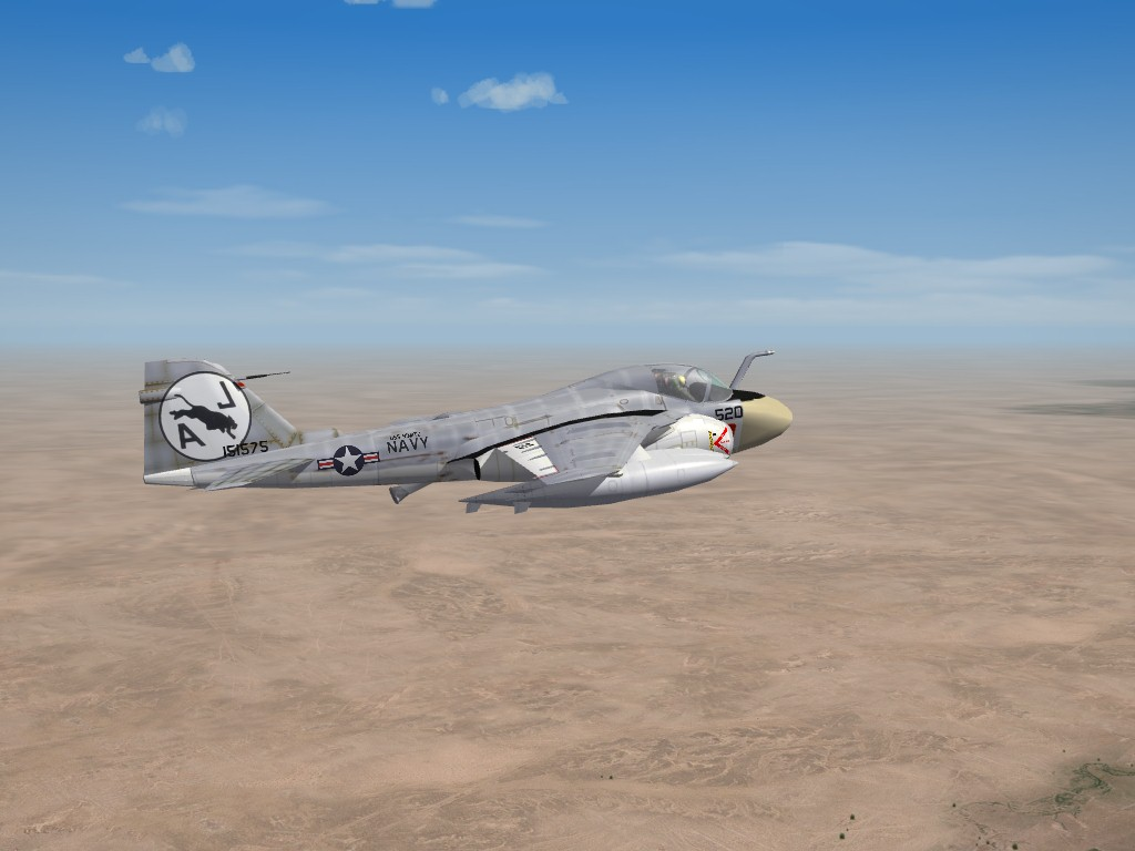 KA-6D Refuel Intruder, For SF2 by The Intruders