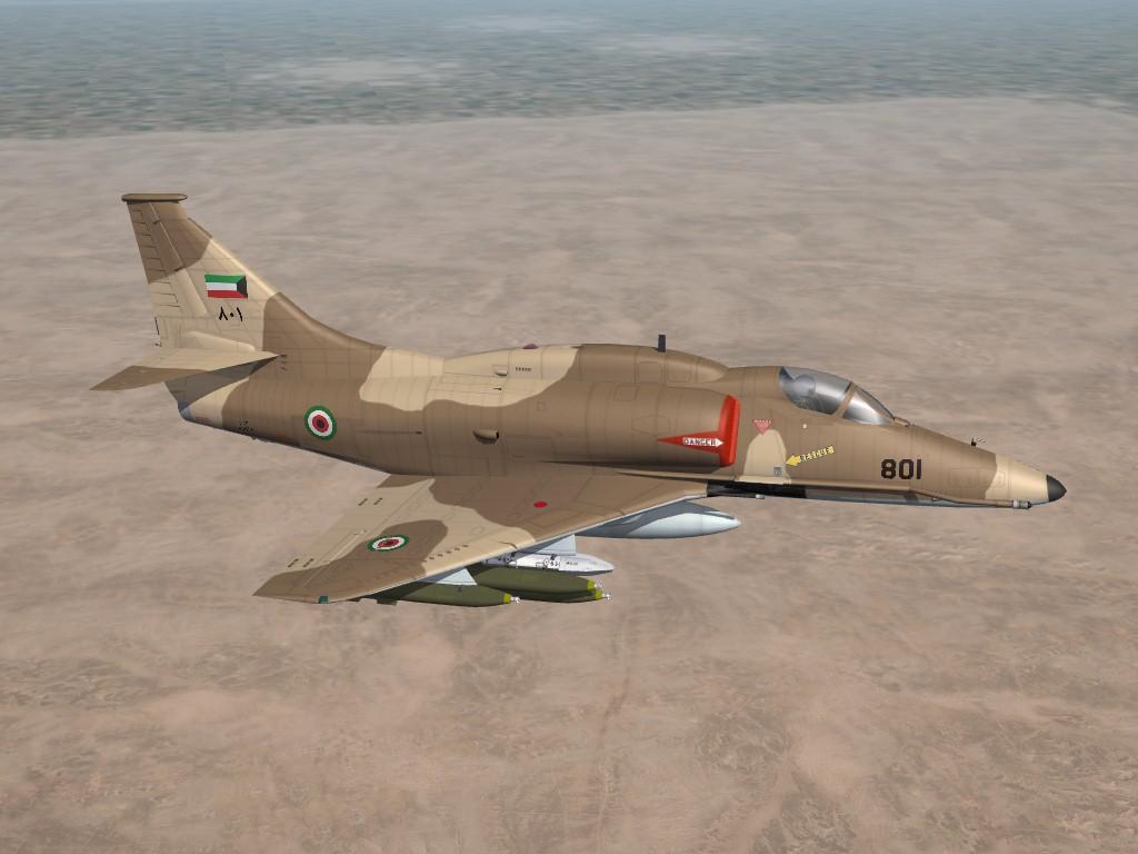 A-4Ku Skyhawk for SF2