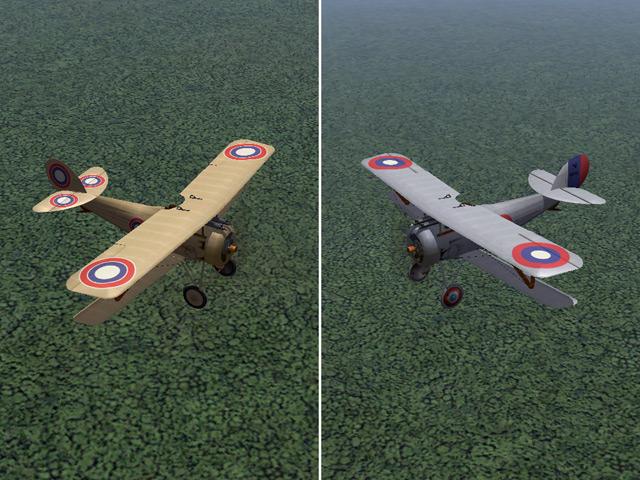 Russian Skins for EmID's Nieuport 24