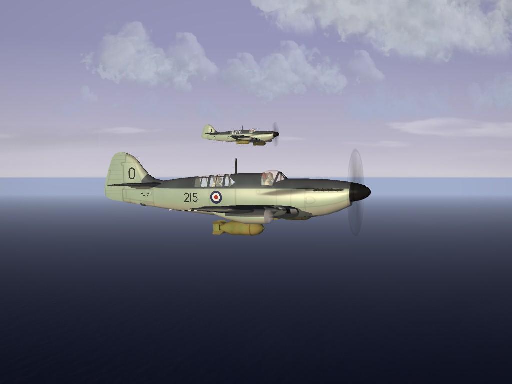 SF2 Fairey Firefly Pak, Post-WW2, Korea & Post-Korea, by Simon Porter