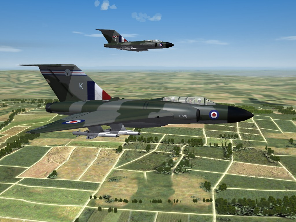Gloster Javelin FAW.9 for SF2