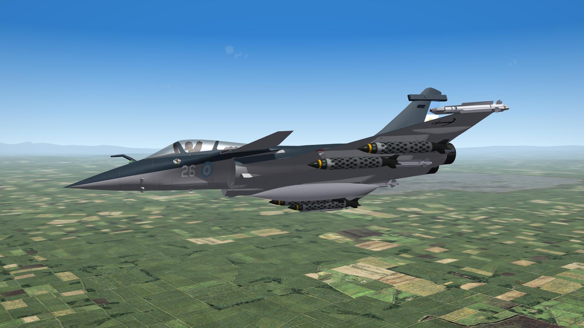 [Fictional] Dassault Vendaval (Storm)