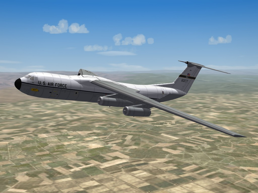 SF2 USAF/NATO/Western Cargo Planes by Veltro2K