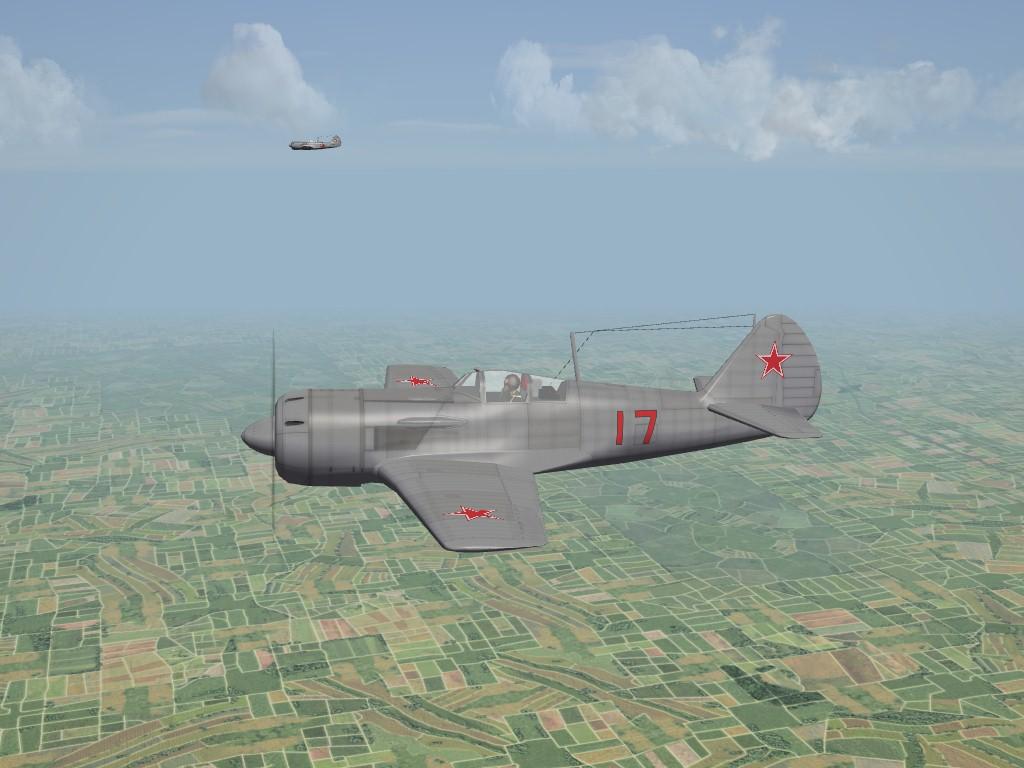 La-11 Fang by Bunyap, For SF2