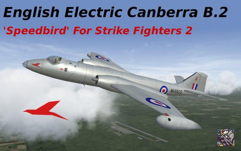 Canberra B. mk2