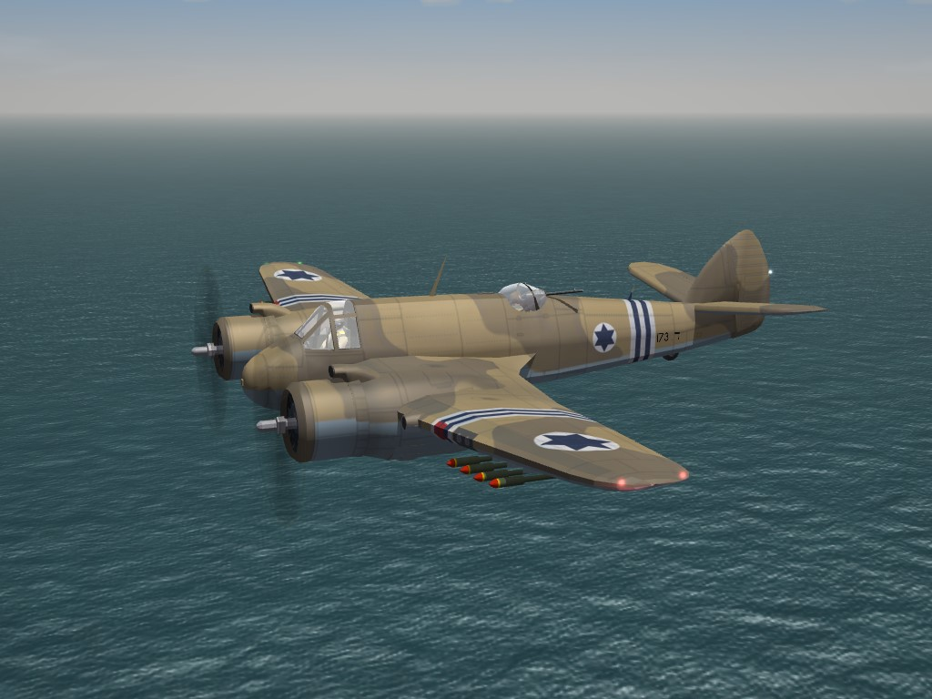 SF2 IDF/AF Bristol Beaufighter TF Mk.X (DAT)