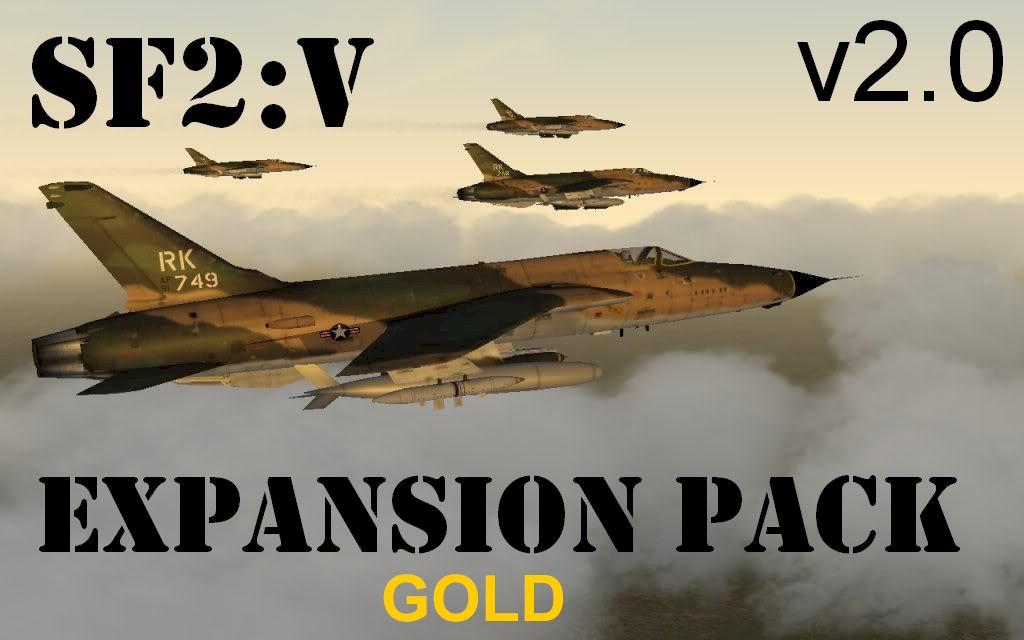 SF2V Air & Ground War Expansion Pack v2.0 Gold - Part 1