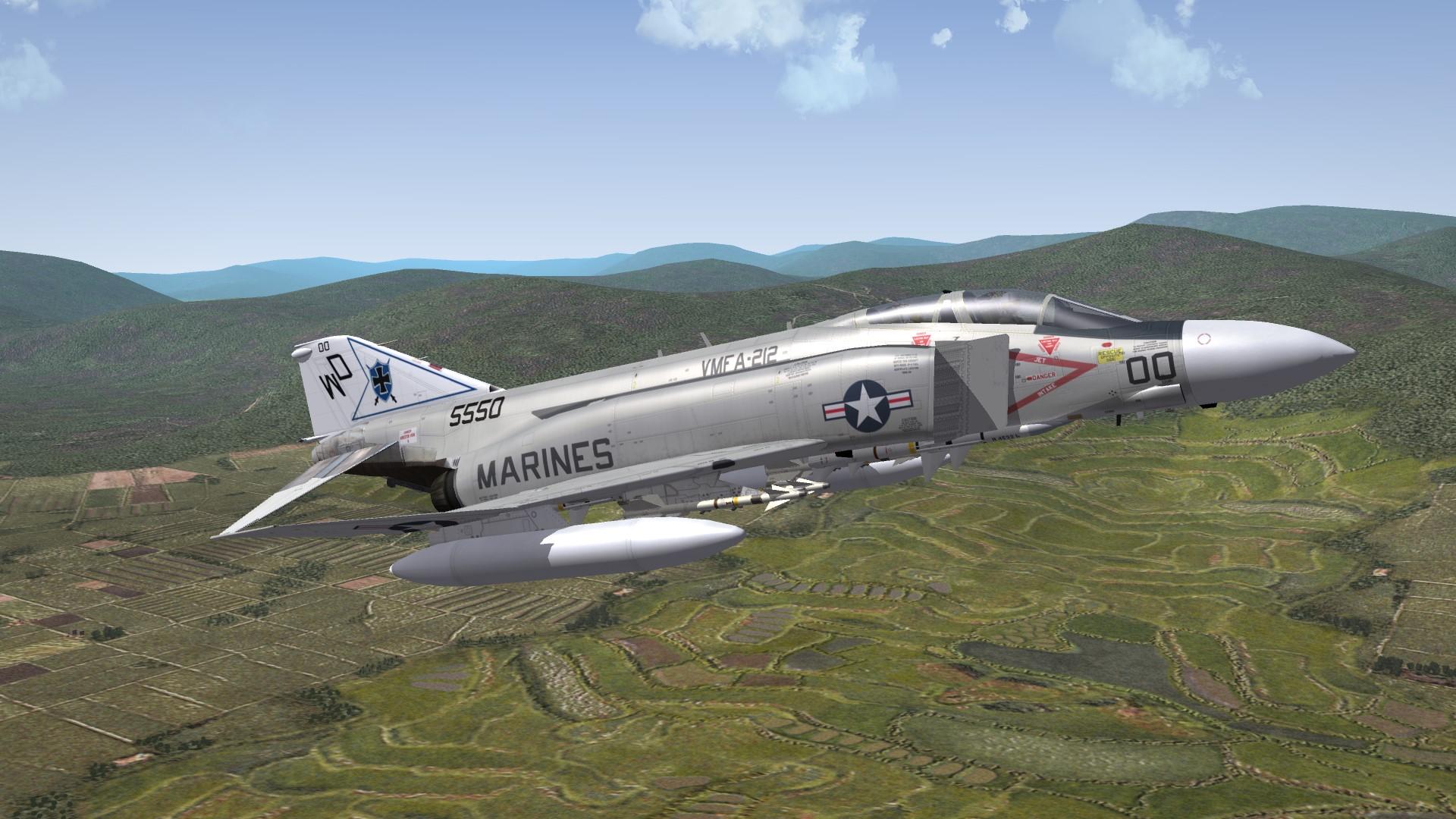 VMFA-212 Lancers 1972