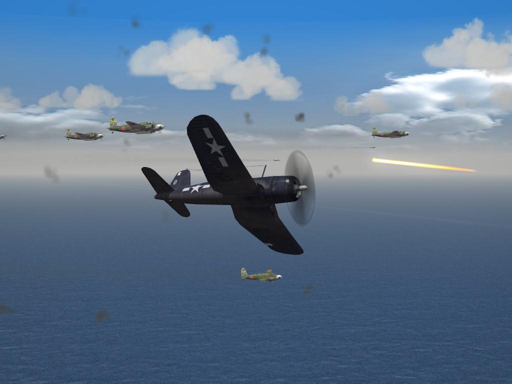 SF2NA WW2 Okinawa/Japan Terrain Update