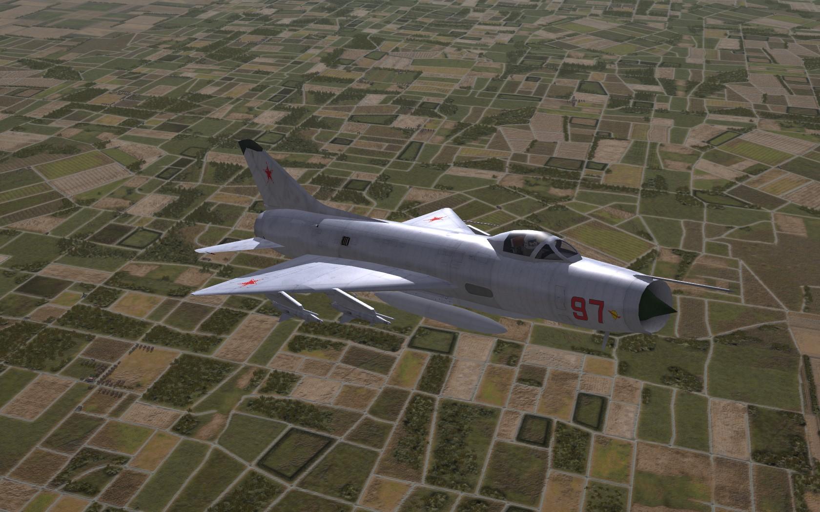"Sukhoi Su-9 ""Fishpot-B"" - DLC AI planes pack 2 -"