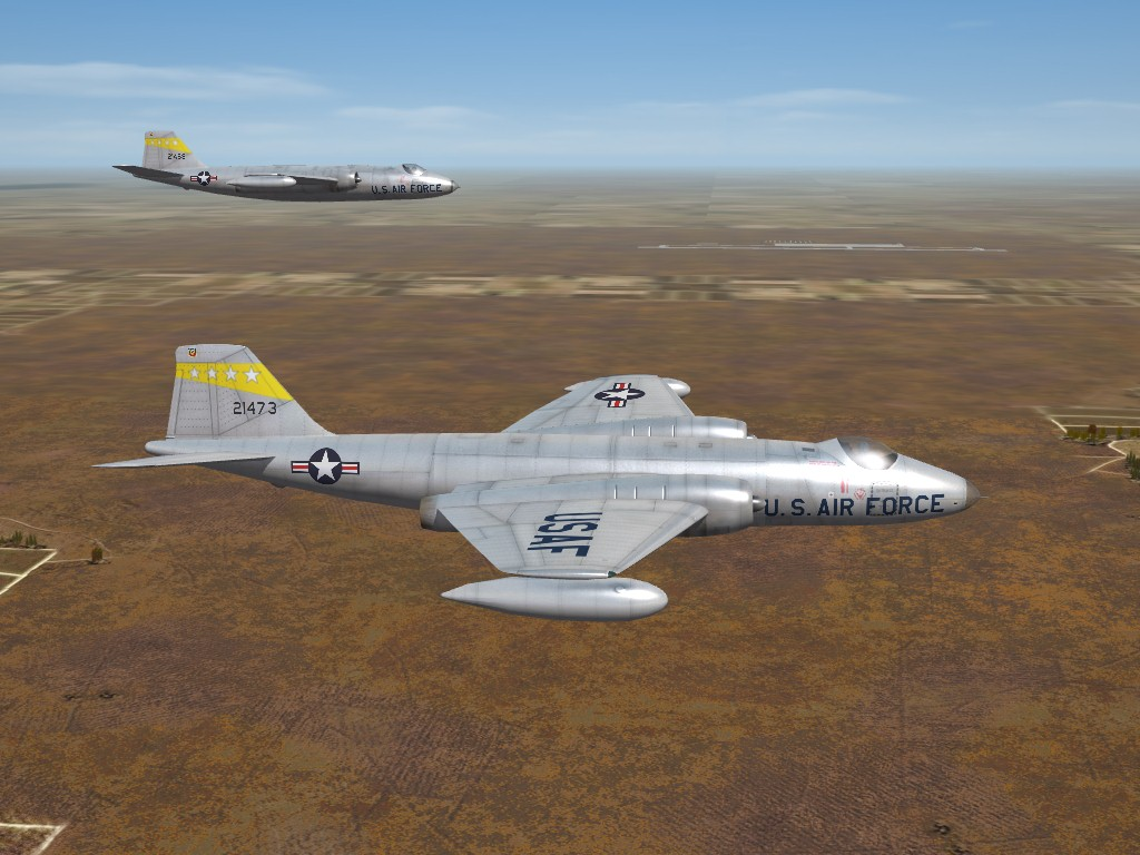 RB-57A Canberra for SF2
