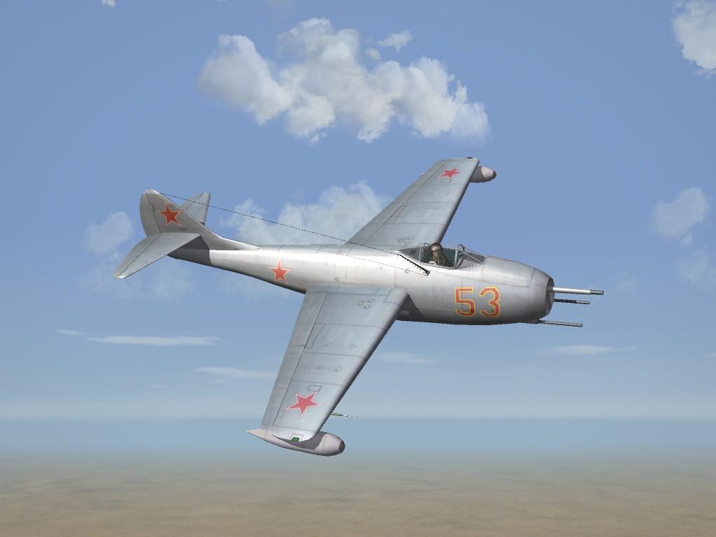 "MiG-9 ""Fargo"" SF2 Upgrade Pak"