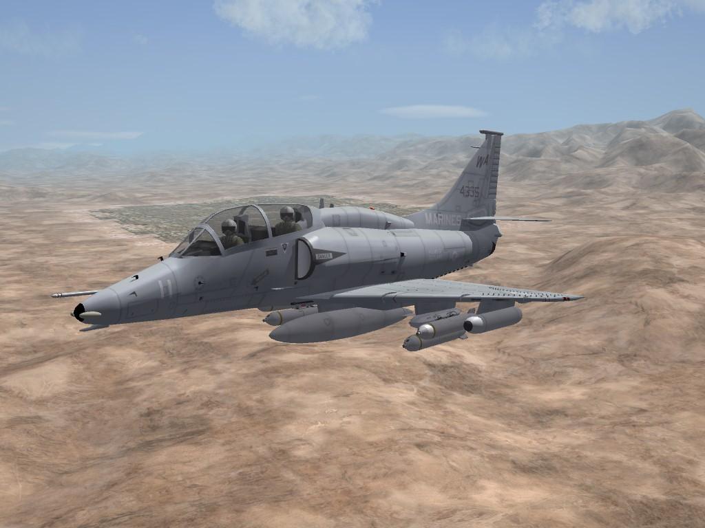 OA-4M Skyhawk, for SF2