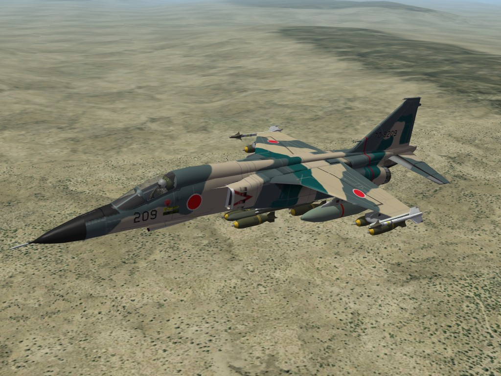 Mitsubishi F1 And T2 Remod Pak By Veltro2k Thirdwire Strike Fighters 2 Series File Announcements Combatace