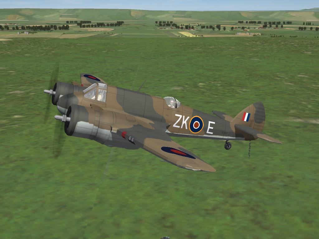 SF2 WW2 ETO Bristol Beaufighter Mk.1F and NF Mk.1F (DAT)