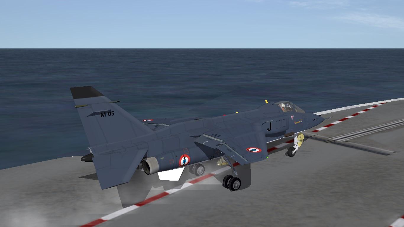 Sepecat Jaguar M