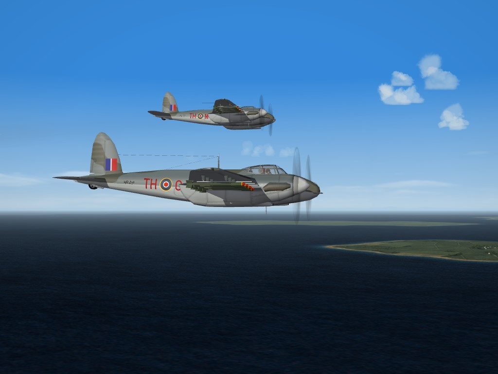SF2 WW2 Northern Europe/North Sea Terrain (v2)