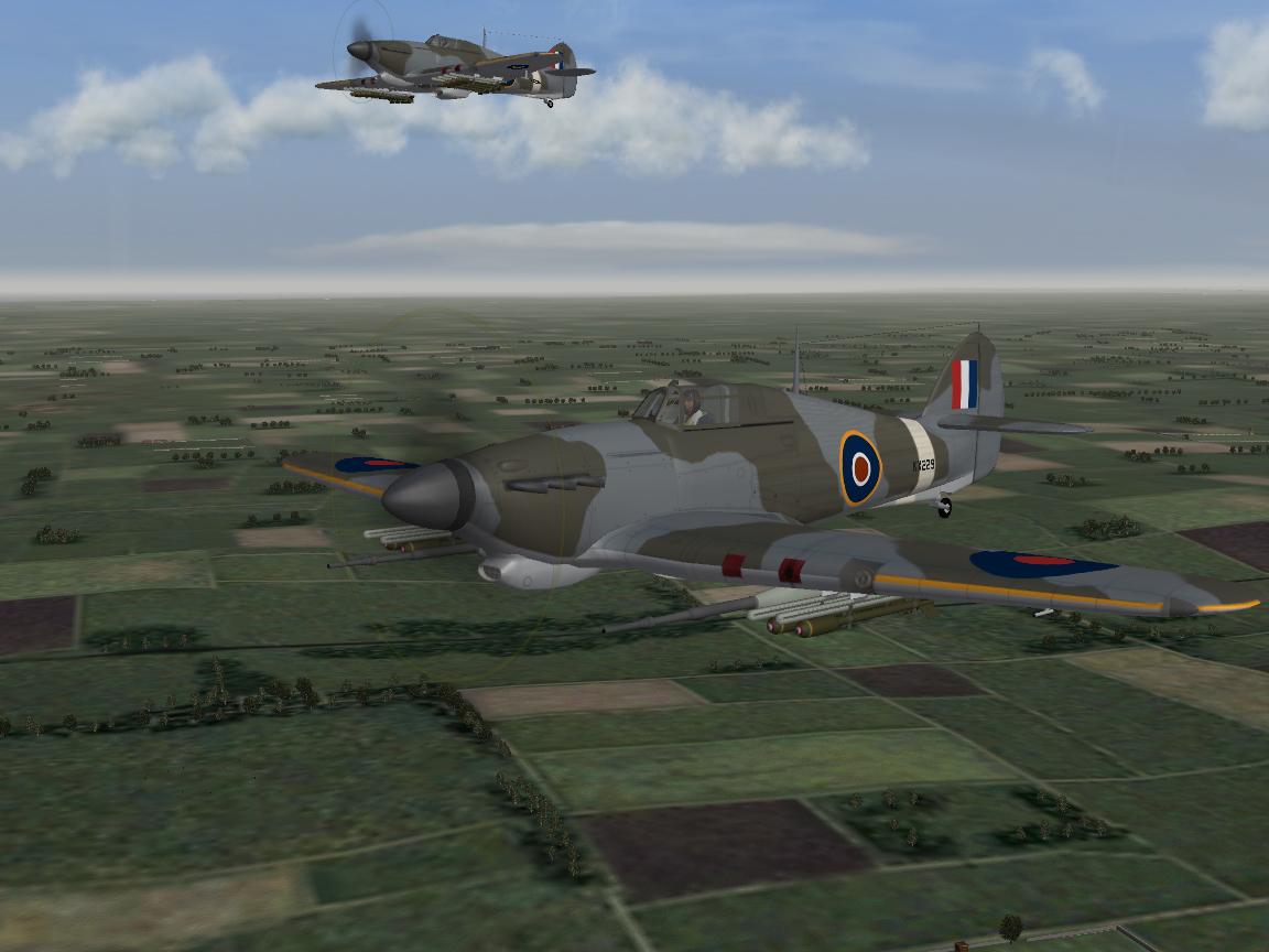 Hurricane Mk.V