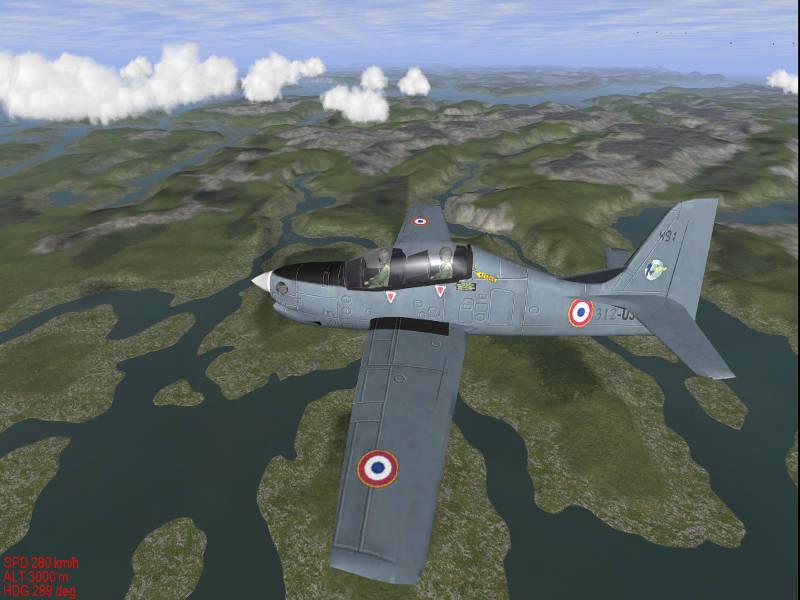 AT-27Tucano Skins Pack