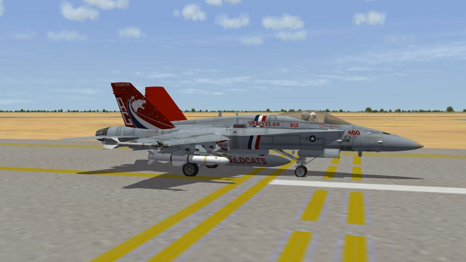 FA-18 Series Update by The Hornet Team