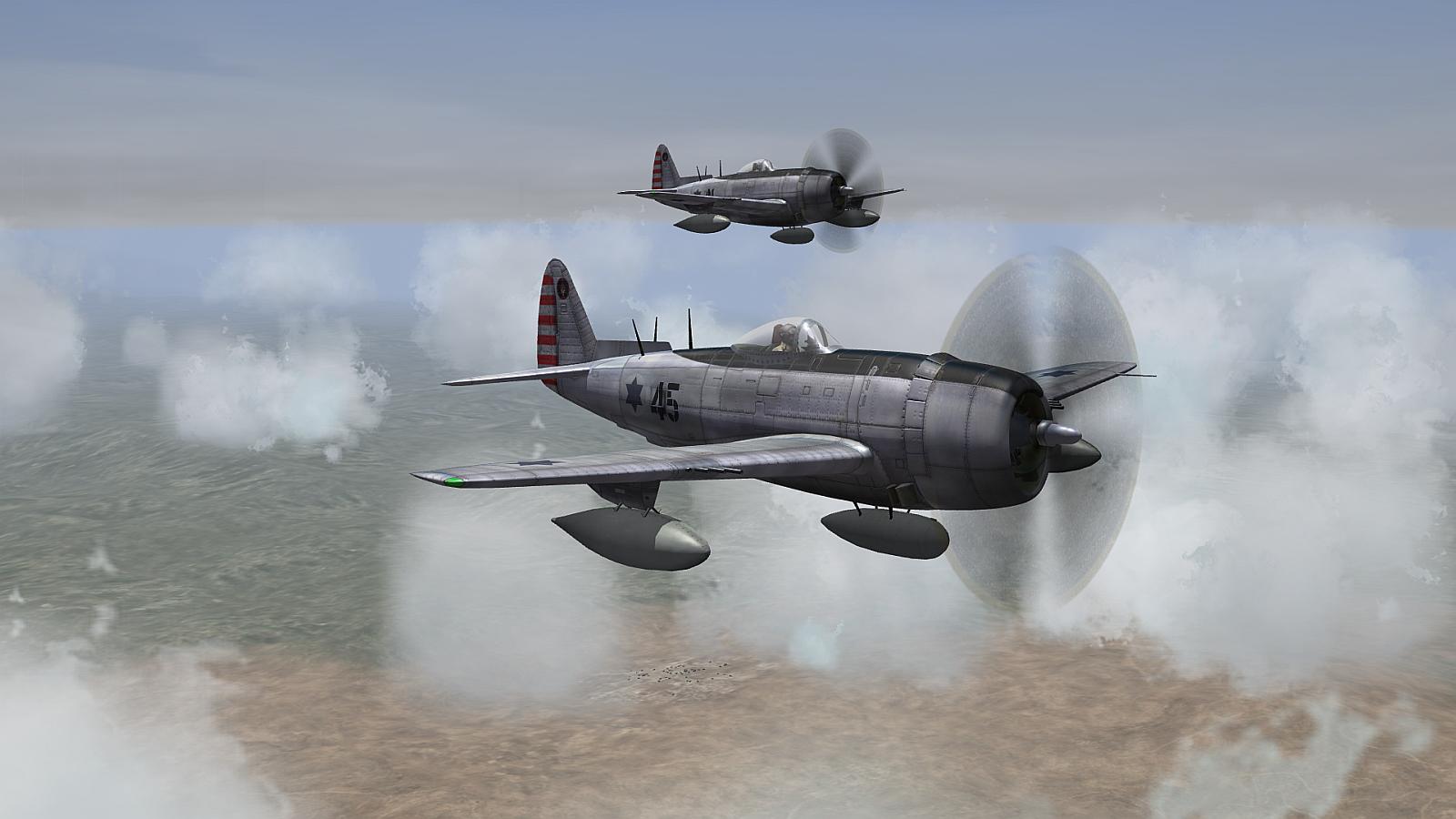 [Fictional] P-47N IDF Skins