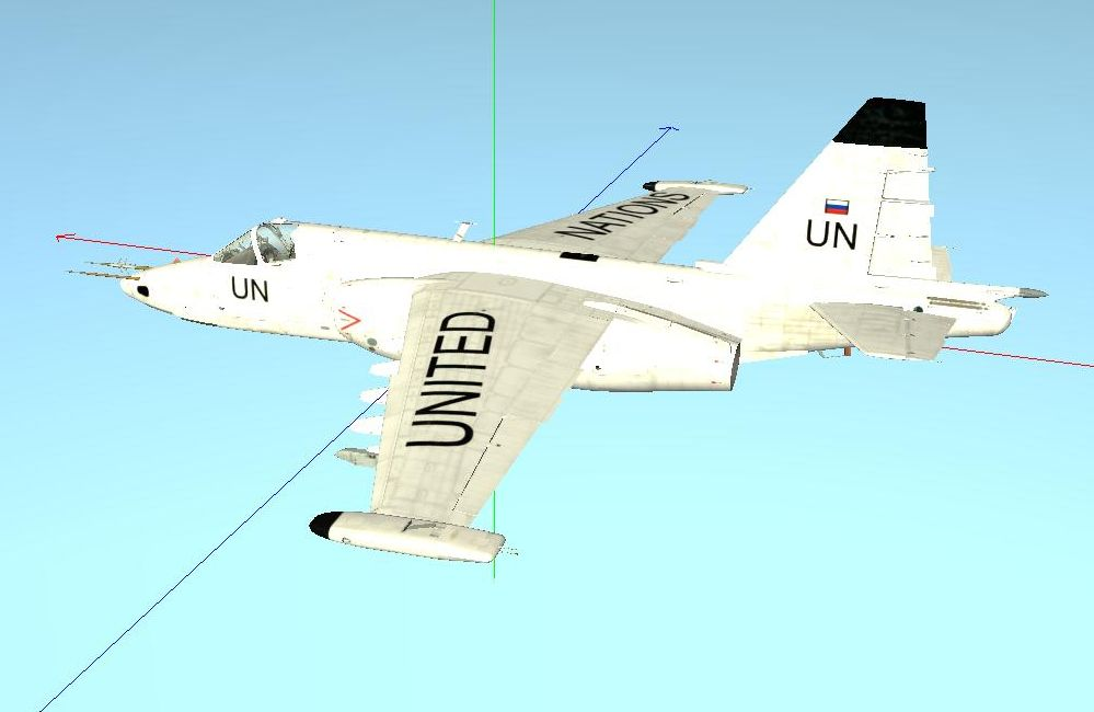 Su-25 United Nations [Fictional]