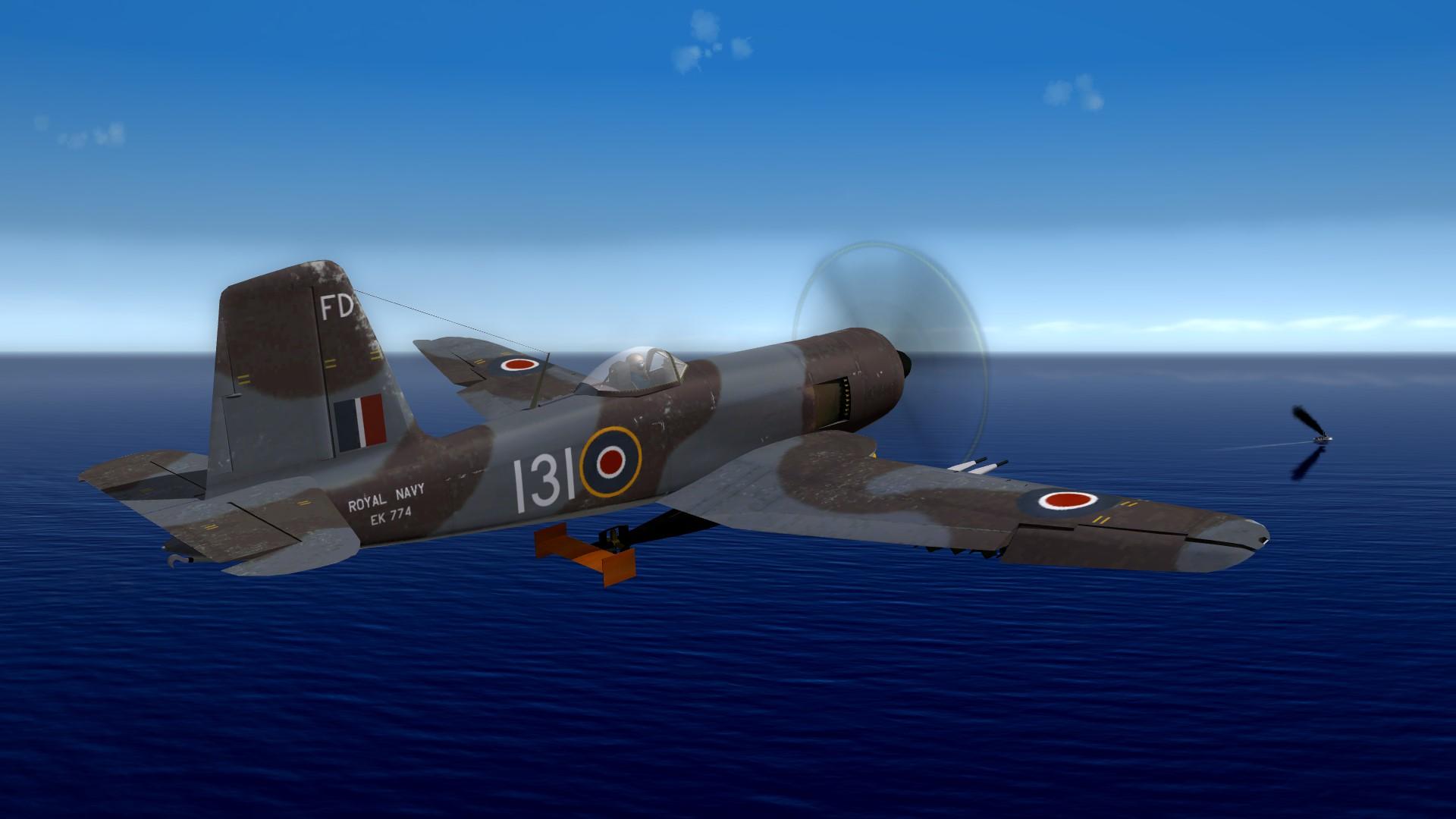 Blackburn Firebrand T.F. Mk V (*)