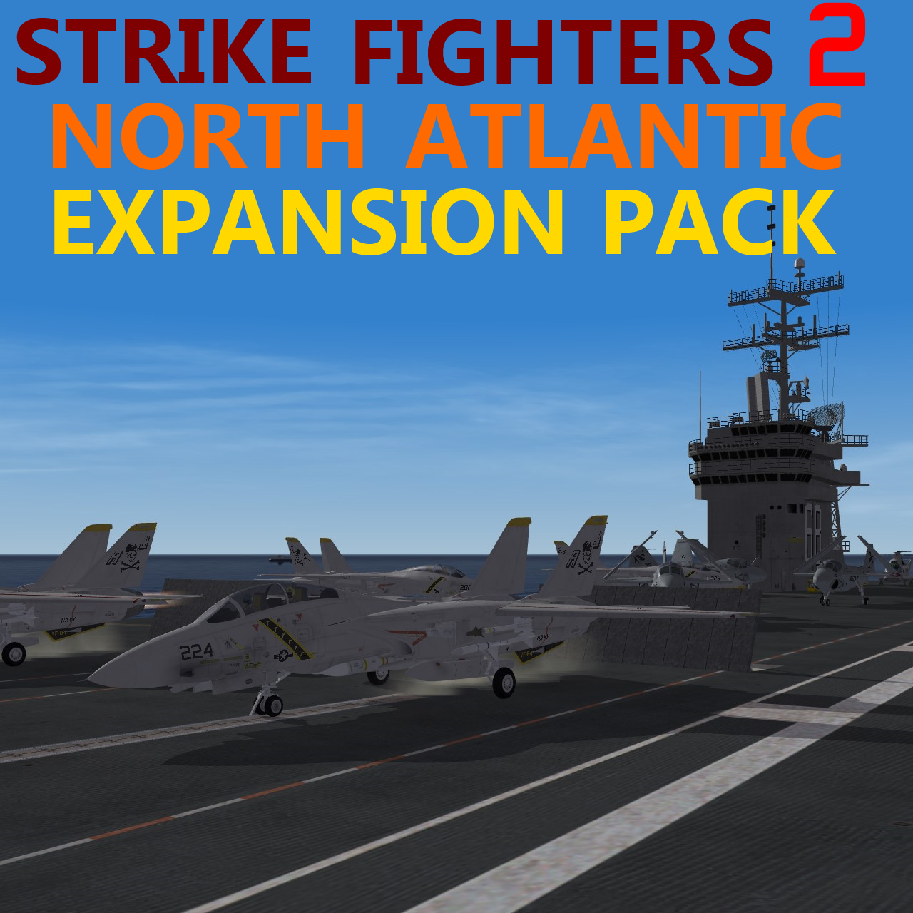 SF2NA Expansion Pack - Part 3 of 3